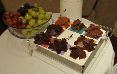 Chocolate NAIVE Unveiled Event写真