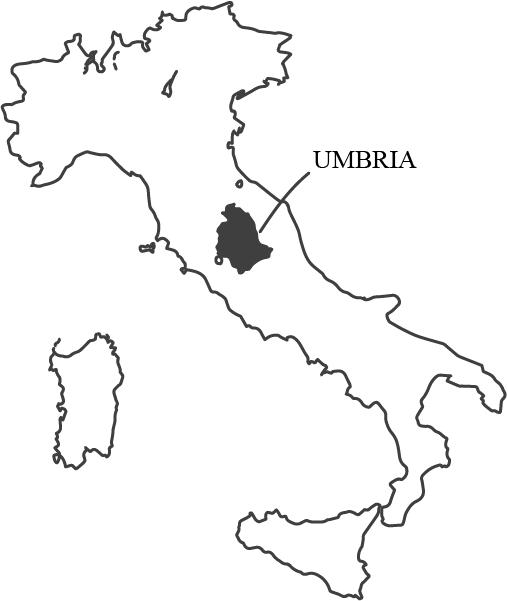 ウンブリア州