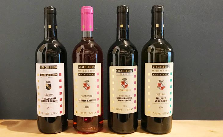 シュタッハルブルグのワイン