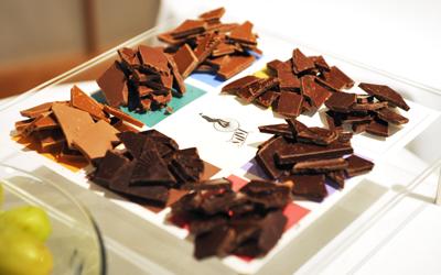 チョコレートナイーブのチョコレート