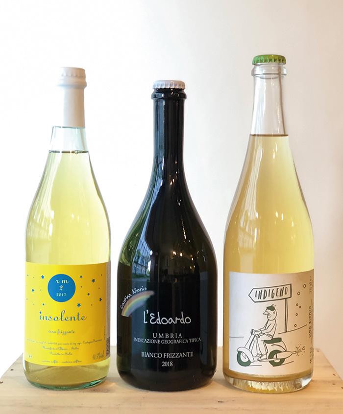 8月の自然派スパークリングワインセット
